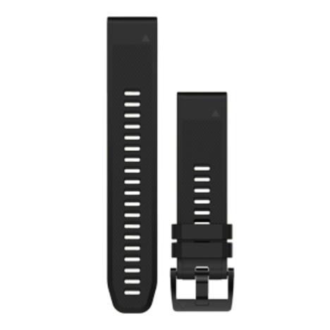 ガーミン GARMIN QuickFit(R) 22mm Black クイックフィット 22ミリ ブラック 替えベルト 純正部品 010-12496-08