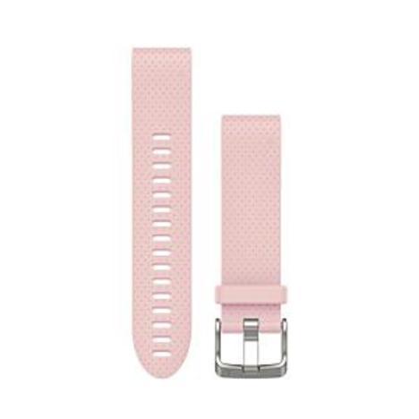ガーミン GARMIN QuickFit(R) 20mm Pink クイックフィット 20ミリ ピンク 替えベルト 純正部品 010-12491-30
