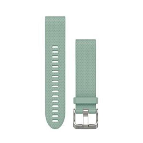 ガーミン GARMIN QuickFit(R) 20mm Greyed Jade クイックフィット 20ミリ グレイドジェイド ヒスイ グリーン 替えベルト 純正部品 010-12491-29