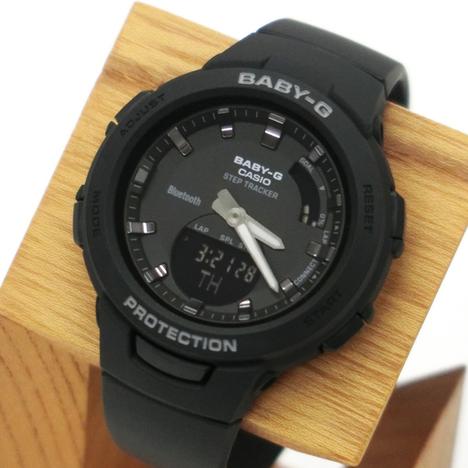 20%OFF ベビーG Baby-G G-SQUAD ジー・スクワッド ブラック トレーニング用 CASIO カシオ 腕時計 ウォッチ 国内正規品 BSA-B100-1AJF