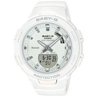20%OFF ベビーG Baby-G G-SQUAD ジー・スクワッド ホワイト トレーニング用 CASIO カシオ 腕時計 ウォッチ 国内正規品 BSA-B100-7AJF