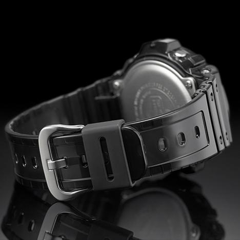 "G-ショック G-SHOCK 三つ目モデル""DW-6900""生誕25周年記念スペシャルモデル ブラックスケルトン 腕時計 CASIO カシオ 国内正規品 DW-6900SP-1JR"
