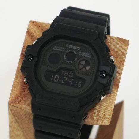G-ショック G-SHOCK 腕時計 DW6900系 オールブラックモデル CASIO カシオ デジタル メンズウォッチ 国内正規品 DW-5900BB-1JF