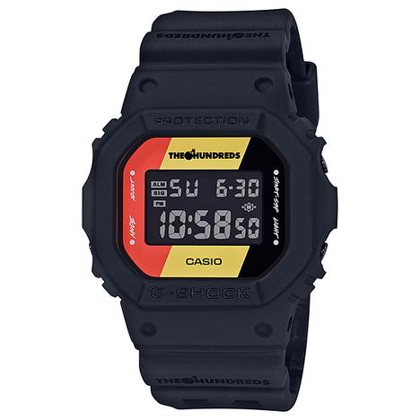 G-ショック G-SHOCK THE HUNDREDSコラボレーションモデル CASIO カシオ デジタル 腕時計 メンズウォッチ 国内正規品 DW-5600HDR-1JR
