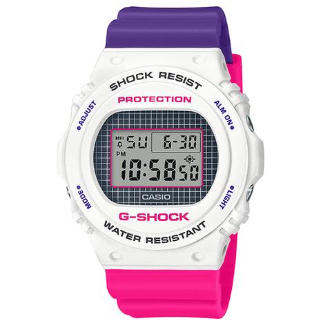 G-ショック G-SHOCK BABY-G25周年スペシャルロゴカラーモデル Throwback 1990s 腕時計 CASIO カシオ 国内正規品 DW-5700THB-7JF