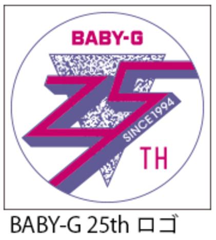 G-ショック G-SHOCK BABY-G25周年スペシャルロゴカラーモデル Throwback 1990s 腕時計 CASIO カシオ 国内正規品 DW-5600THB-7JF