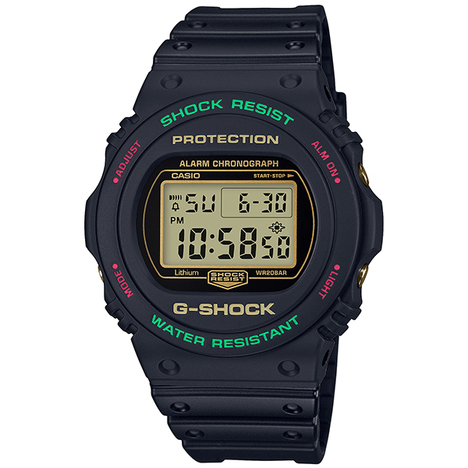 G-ショック G-SHOCK ウィンタープレミアム スペシャル復刻モデル DW-5700系 デジタル 腕時計 CASIO カシオ 国内正規品 DW-5700TH-1JF