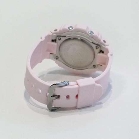 ベビーG Baby-G レトロクラシック ワールドタイム 20気圧防水 ピンク レディース デジタル 腕時計 CASIO カシオ 国内正規品 BGD-570-4JF