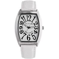 フランク三浦 腕時計 零号機 改 ハイパーホワイト まさかの復活 美しき革命という異名を持つ伝説のモデル 完全非防水 FM00K-W