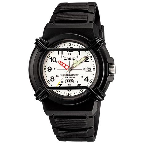 カシオスタンダード  アナログ ウォッチ プロテクター チプカシ 日付カレンダー 腕時計 カシオ CASIO 国内正規品 HDA-600B-7BJF
