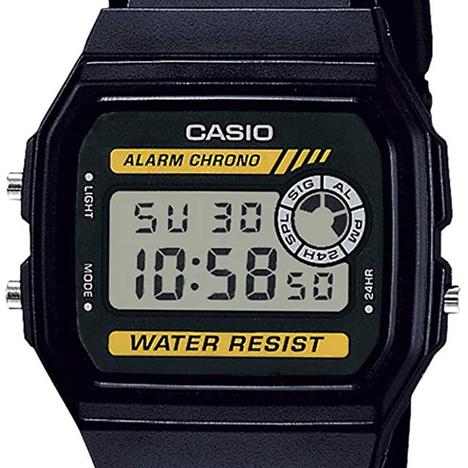 カシオスタンダード  デジタル ウォッチ チプカシ LEDライト ストップウォッチ 時刻アラーム 時報 腕時計 カシオ CASIO 国内正規品 F-94WA-9JF