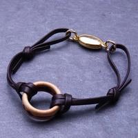 木の指輪 ブレスレット