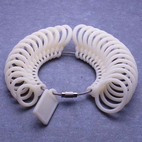 サイズゲージ 指輪 リングゲージ