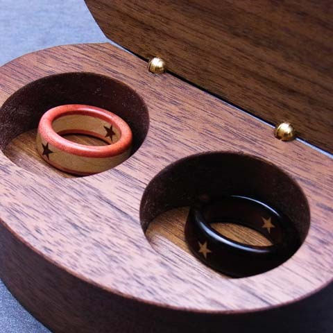 結婚5周年 プレゼント 木婚式 贈り物 記念品 妻
