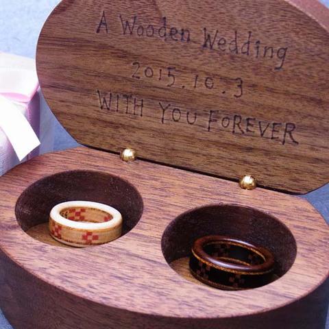 もっこんしき 5年目 結婚記念日 プレゼント もくこんしき