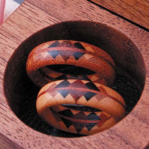 木婚式 意味 指輪