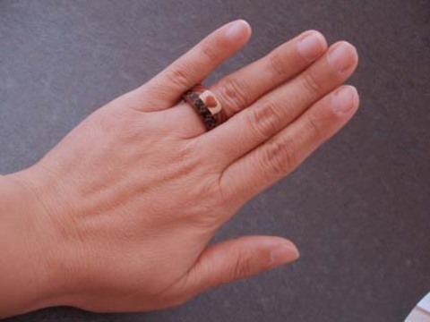 結婚4年目 結婚4周年 プレゼント 花婚式 花実婚式 夫
