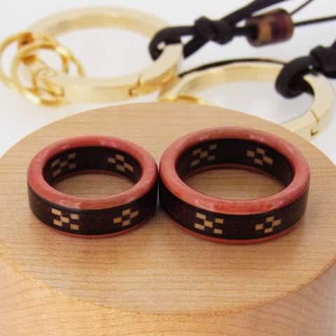 金属アレルギー 結婚指輪 婚約指輪 ペアリング