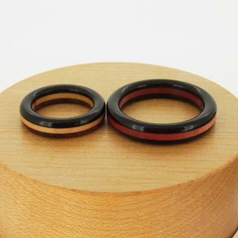 木婚式 指輪 読み方