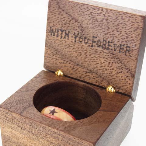 誕生日 指輪 プレゼント