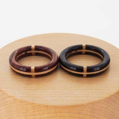 木婚式 記念品 指輪