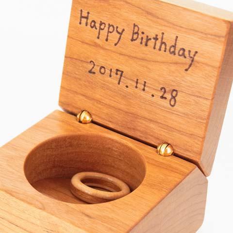 彼女への誕生日プレゼント
