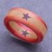 寄木の指輪LUCKYSTAR