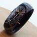 木の指輪羽