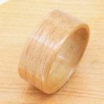 木の指輪 樺