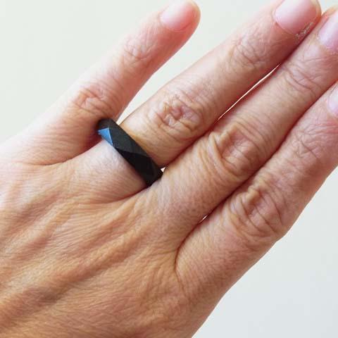 金属アレルギー 指輪