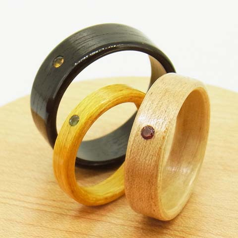木婚式 指輪 リング