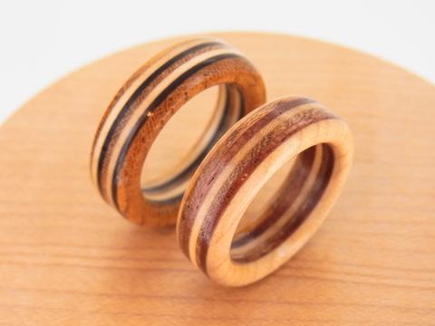 木の指輪 ウッドリング