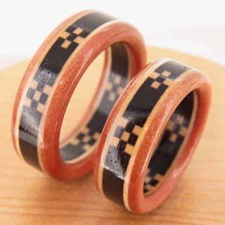 ミンサー 指輪