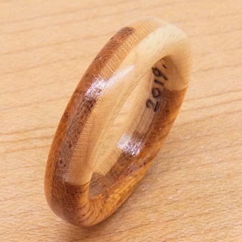 結婚5年目 プレゼント 木婚式 贈り物 記念品 妻