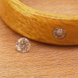 ダイヤモンドの木の指輪
